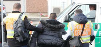 В Германии россиян считают террористами