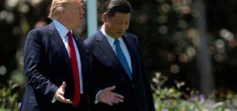 Лидер Китая попросил Трампа о Северной Корее