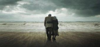 В США супруги, прожившие вместе 69 лет, умерли в один день