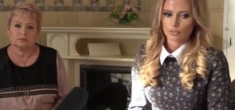 Мать Даны Борисовой в прямом эфире заявила, что ее дочь наркоманка. Видео