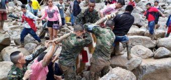 В Колумбии стихия унесла жизни более ста человек. Фото