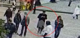 Питерский «террорист» связался со СМИ. Фото