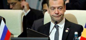 Медведев прокомментировал обвинения в коррупции
