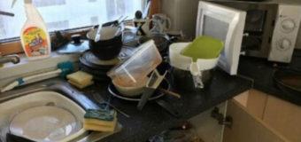 В Британии выбрали самую грязную квартиру