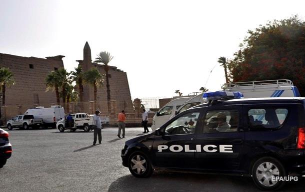 В Египте произошла стрельба у храма, погиб полицейский. Фото