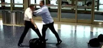 В США пассажир напал и избил пилота за «занятое место». Видео