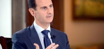 Асад хочет получить у России ПВО последнего поколения