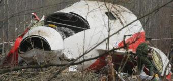 В Польше обнародовали новые данные о крушении самолета Качиньского