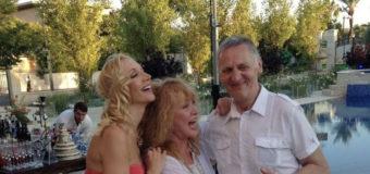 Кристина Орбакайте отмечает Пасху и день рождения отца. Видео