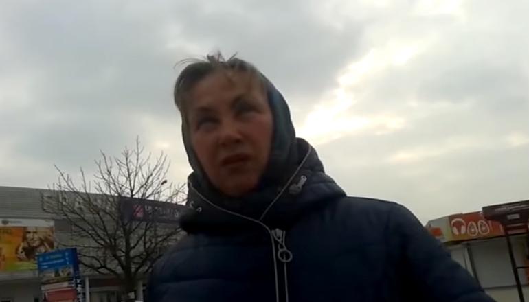 Крымчанка призналась, что при Украине жилось лучше. Видео