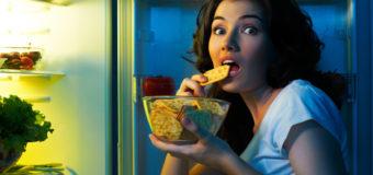 Отказ от приема пищи после 18 часов не приводит к похудению