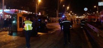 В Китае перевернулся грузовик с рабочими: погибли более десяти человек