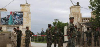 Боевики напали на военную базу в Афганистане, много жертв