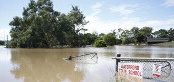 Из-за наводнения в Австралии погибли люди