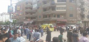 Взрыв у храма в Египте: число жертв растет. Фото
