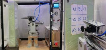 Ученые научили робота наносить удары ножом