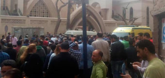 Террористы из ИГИЛ взяли на себя ответственность за взрывы в Египте