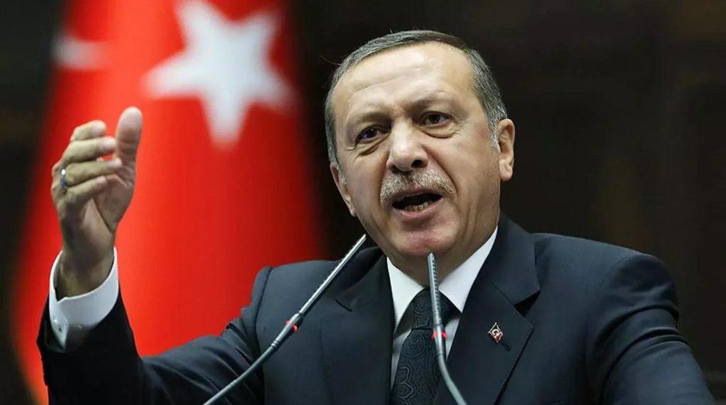 Турецкий президент анонсировал новые военные операции в Сирии