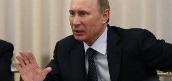 Путина связали с терактом в Питере