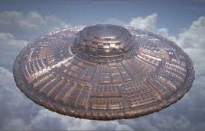 В YouTube появилось видео полета НЛО над «Зоной 51»