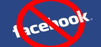 Украинцы предлагают Порошенко заблокировать Facebook
