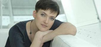 Надежда Савченко заявила, что в Верховной Раде для нее нет мужчин