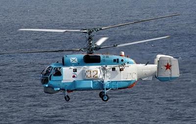 Военные России провели в Крыму учения с вертолетами
