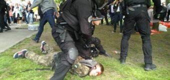 В ГПУ заявили о расследовании сотрудничества полиции с «титушками»