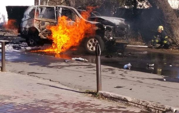 Журналист рассказал, кто взорвал полковника СБУ в Мариуполе
