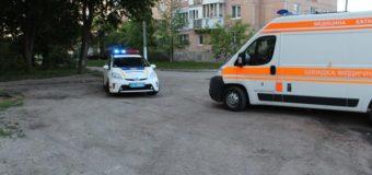 В Кропивницком взорвали автомобиль чиновника. Фото