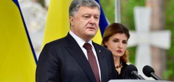 Петр Порошенко: Мой народ проживет без соцсетей ФСБ