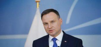 Президент Польши Анджей Дуда написал письмо украинцам