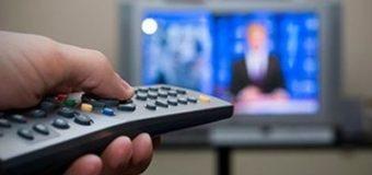 Верховная Рада ввела языковые квоты на телевидении