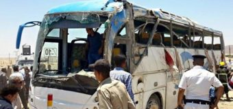 В Египте неизвестные напали на христиан: десятки убитых