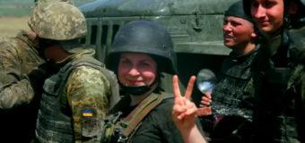 Видеоролик об украинских женщинах-морпехах покорил Сеть. Видео