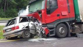 Смертельное ДТП произошло на Запорожской трассе