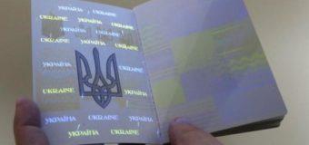 Крымчане массово оформляют украинские биометрические паспорта