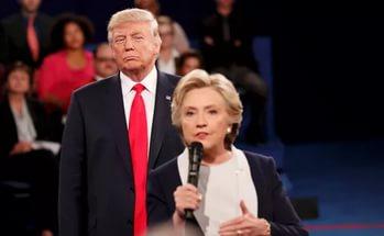 Трамп обвинил Клинтон и ее сторонников в «связях» с РФ