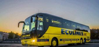 ECOLINES разработал новый автобусный рейс в Польшу