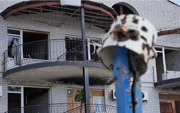 Ситуация напряженная: Минобороны показало последствия обстрела Широкино. Видео