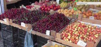 Сравнили цены: черешня в Крыму в два раза дороже, чем на Херсонщине. Видео