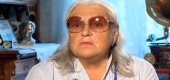 Лидия Федосеева-Шукшина уедет в Болгарию лечить ноги