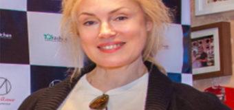 Мария Шукшина показала своего маленького внука. Видео