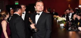 У Ди Каприо отобрали «Оскар». Фото