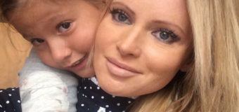 Дана Борисова отдаст дочь бывшему супругу