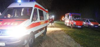 ДТП с трактором в Швейцарии: на свадьбе пострадали 18 человек