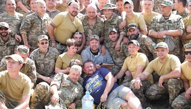 Украинские военнослужащие объявили голодовку
