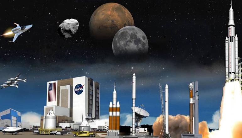 Рассекречены пять ранее неизвестных изобретений NASA
