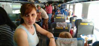Из-за поломки пассажиры поезда Одесса-Киев ехали стоя