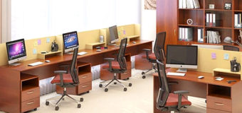 Секрет успеха в бизнесе: офисная мебель недорого от Greeg